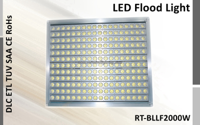 New Led Flood Light 2000Watt
