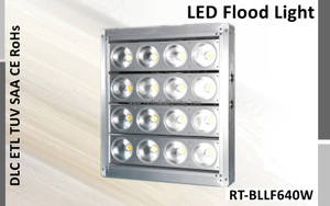 Led Flood Light 640Watt