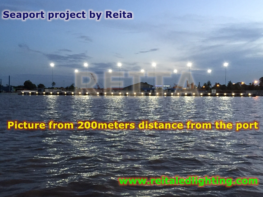 seaport project in Suriname 1