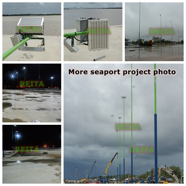 seaport project in Suriname 2