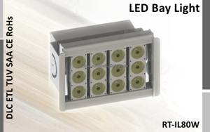 Led Bay Light 80Watt